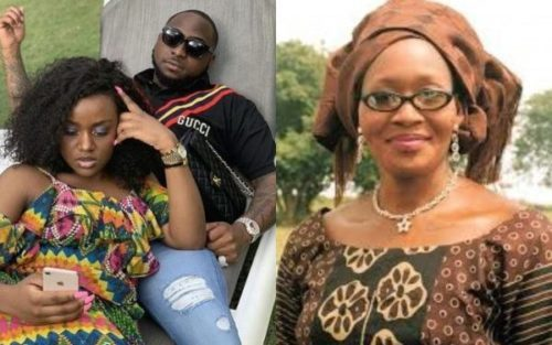 'If You Dare Marry Chioma Your REAL Wife, Hermadine Will BEHEAD You' – Kemi Olunloyo Tells Davido