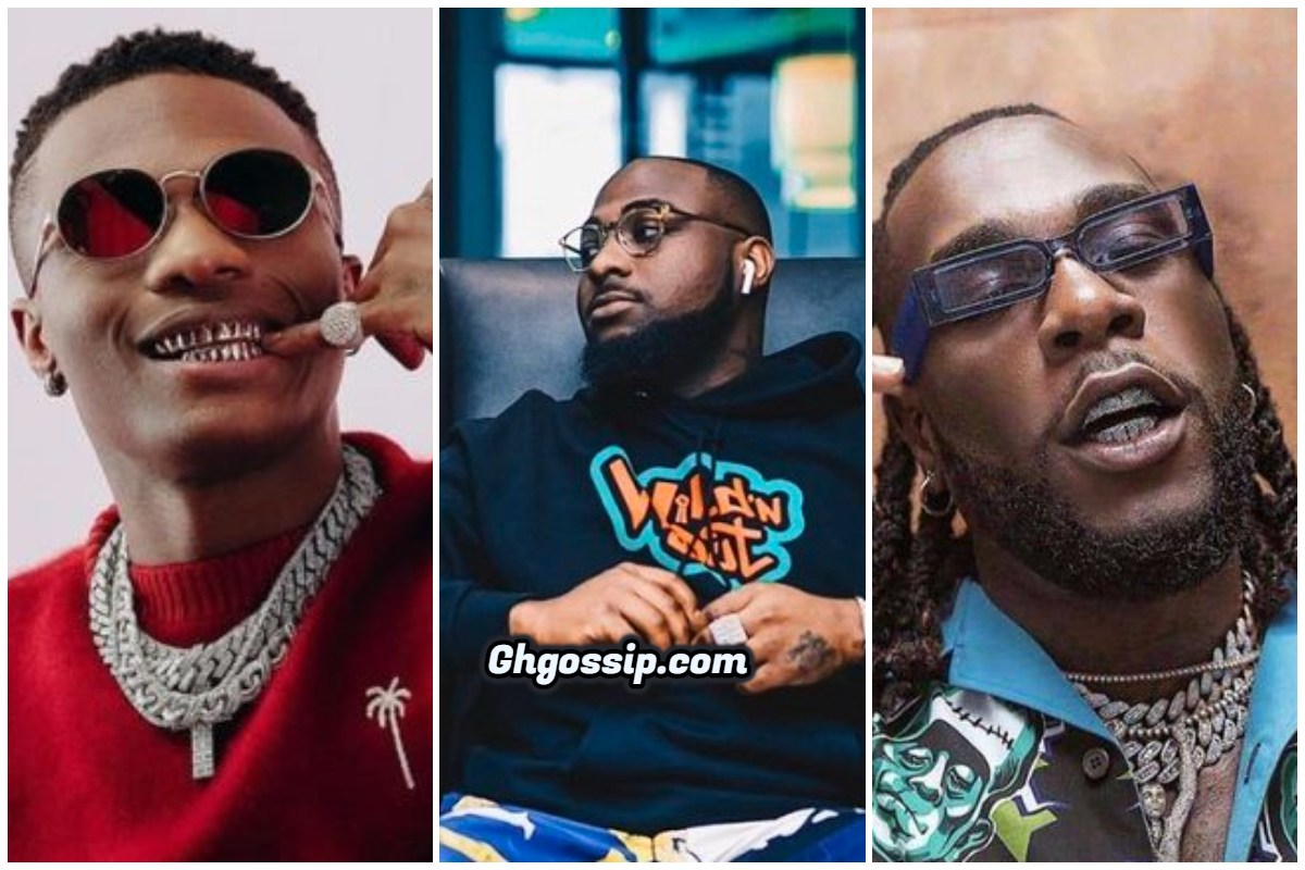 """SEE The Reply Of Davido And Burna Boy After Wizkid Said """"We Won Our Fight"""" – Screenshots"""