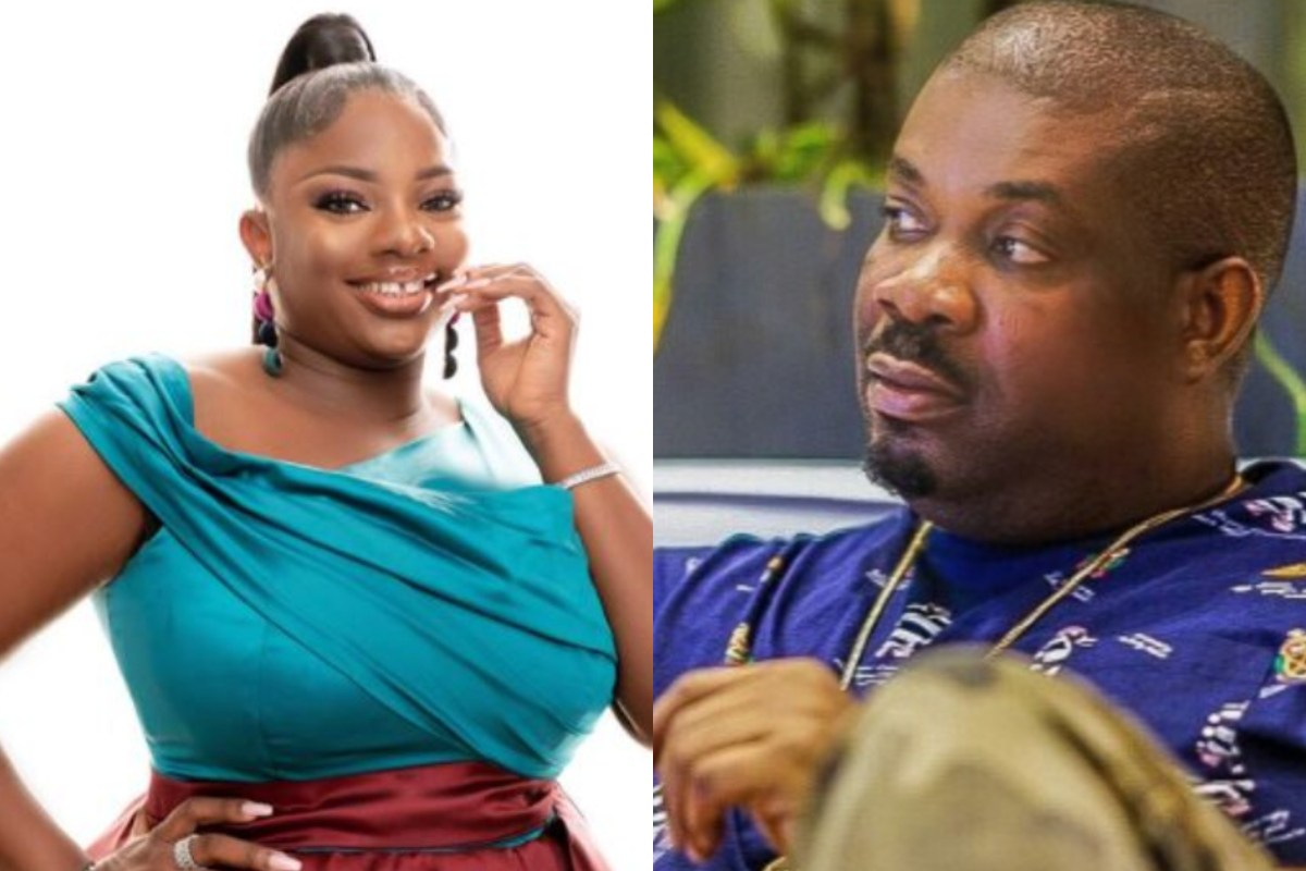 """I Feel Good About My Dinner Date With DonJazzy"" – Dorathy min"