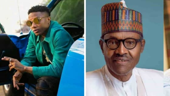 Buhari Is Better Than Your Father – Fan Tells Wizkid