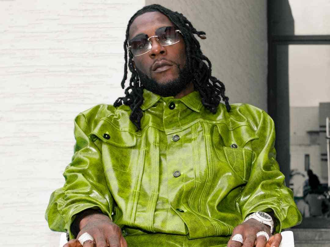 I Haven't Slept Since October 20th – Burna Boy Cries Out, Fans React