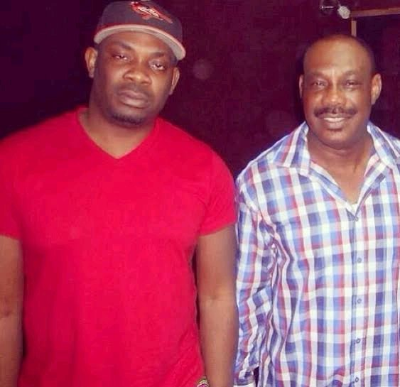 MEET The Father Of Popular Musicians Don Jazzy And D'Prince