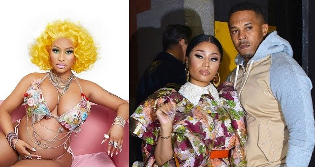 Nicki Minaj is a mom – Rapper Welcomes First Child With Husband Kenneth Petty