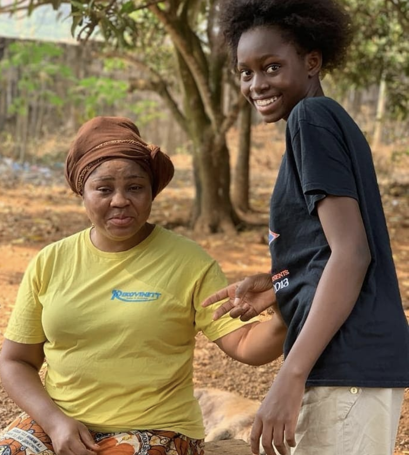 'My Treasure, Mummy Is Missing You' – Rita Daniels Tells Her Youngest Daughter, Destiny