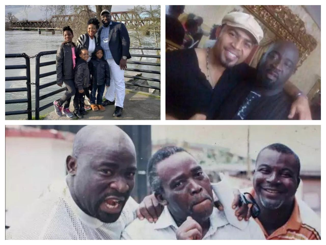 The Touching Story Of How A Nollywood A Nollywood Star Quit Acting To Become A Security Guard In America
