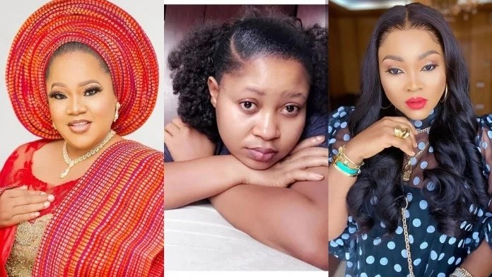 Toyin Abraham, Mercy Aigbe And Other Celebrities Donate Money For Actress, Joke Jigan
