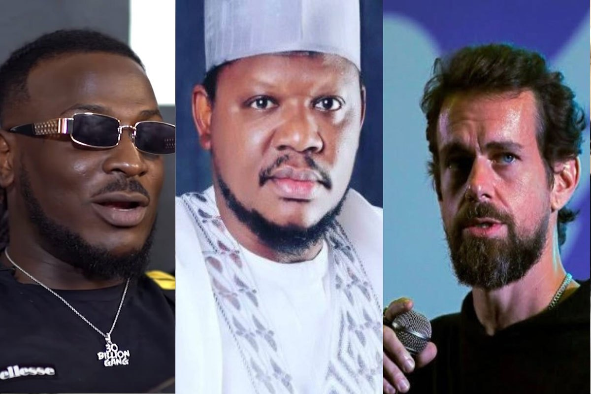 """""""No Dey Disgrace Yourself Like This"""" – Singer, Peruzzi Blasts Adamu Garba For Saying He Will Take Twitter CEO, Jack Dorsey To Court"""