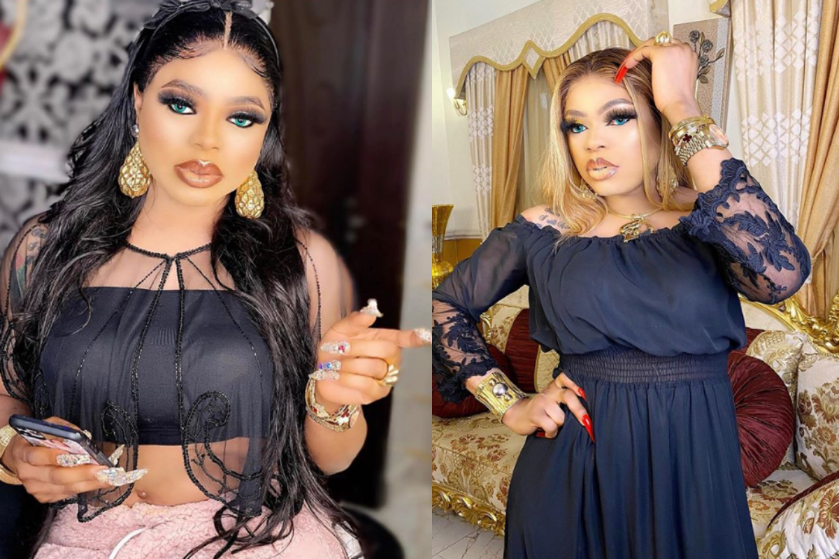 Bobrisky Unveils His New Uncompleted Mansion (VIDEO)