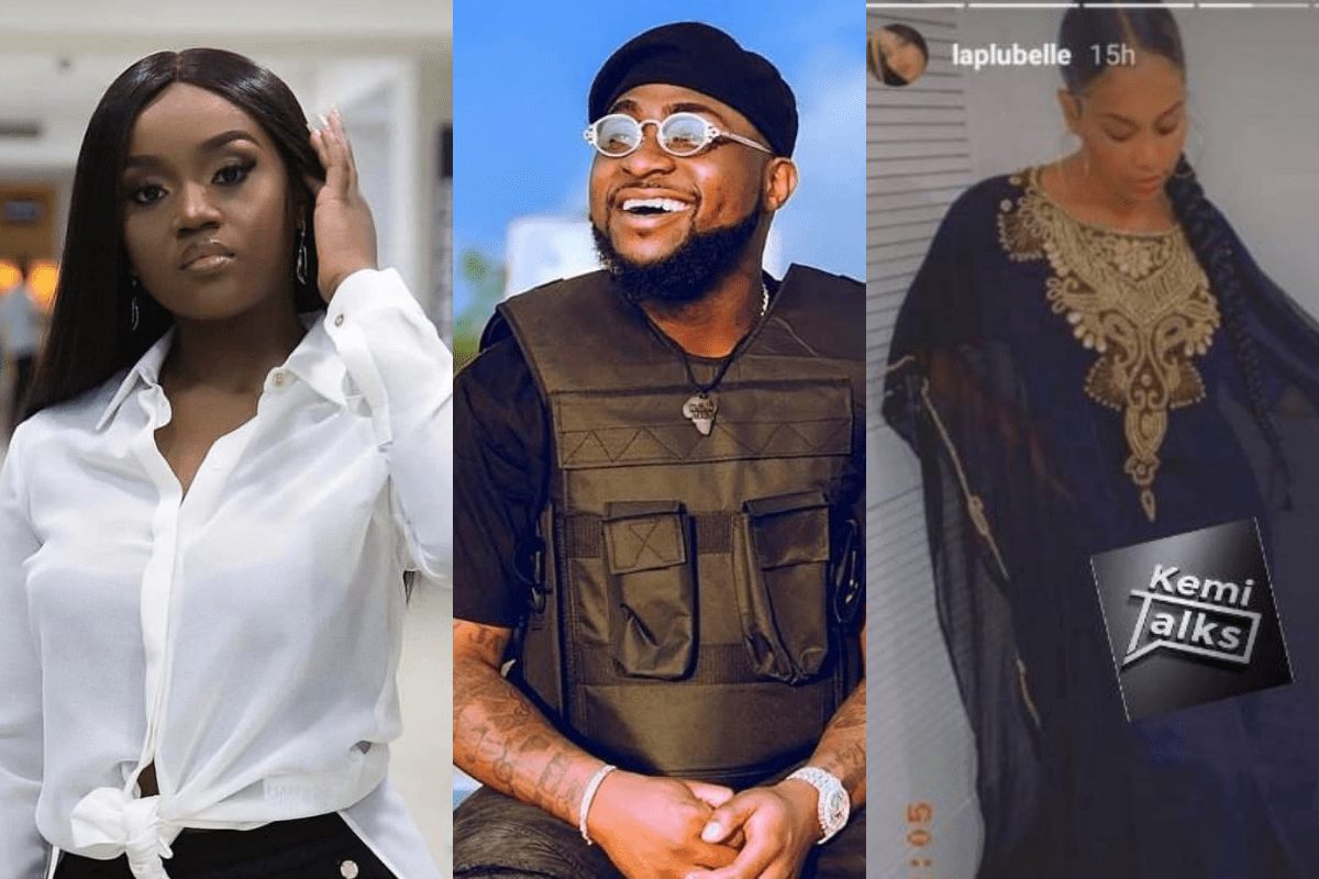 'Hermadine Is Davido's Official Wife, I Obtained Their Marriage License In ATL 2019' – Kemi Olunloyo Drops Secrets