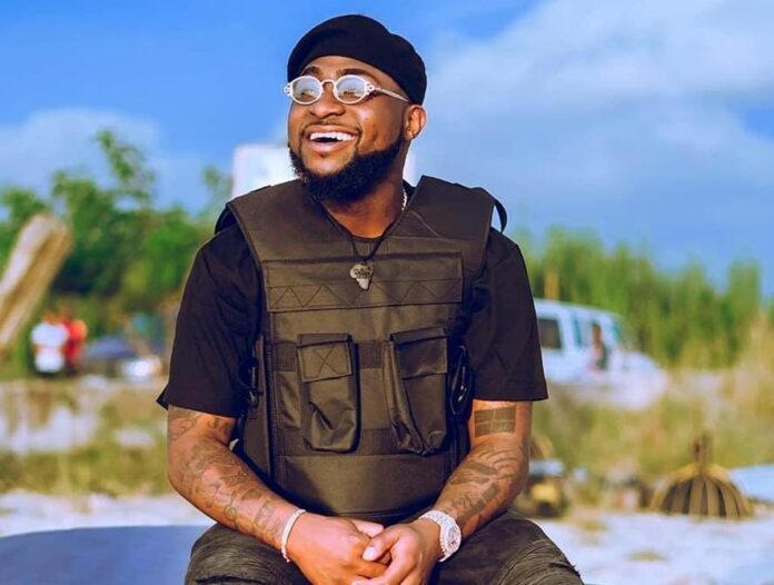 See The First Photo Of Davido As He Lands In Ghana