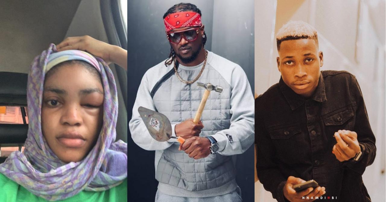 Domestic Violence: Davido's Artiste, Lil Frosh, Is Lucky The Girl Is Not My Sister – Paul Psquare