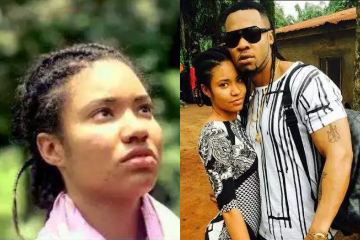 """After Flavour Allegedly Impregnated The 19 Years Old Beautiful Girl From """"Golibe"""" Video, See How She Looks Now"""