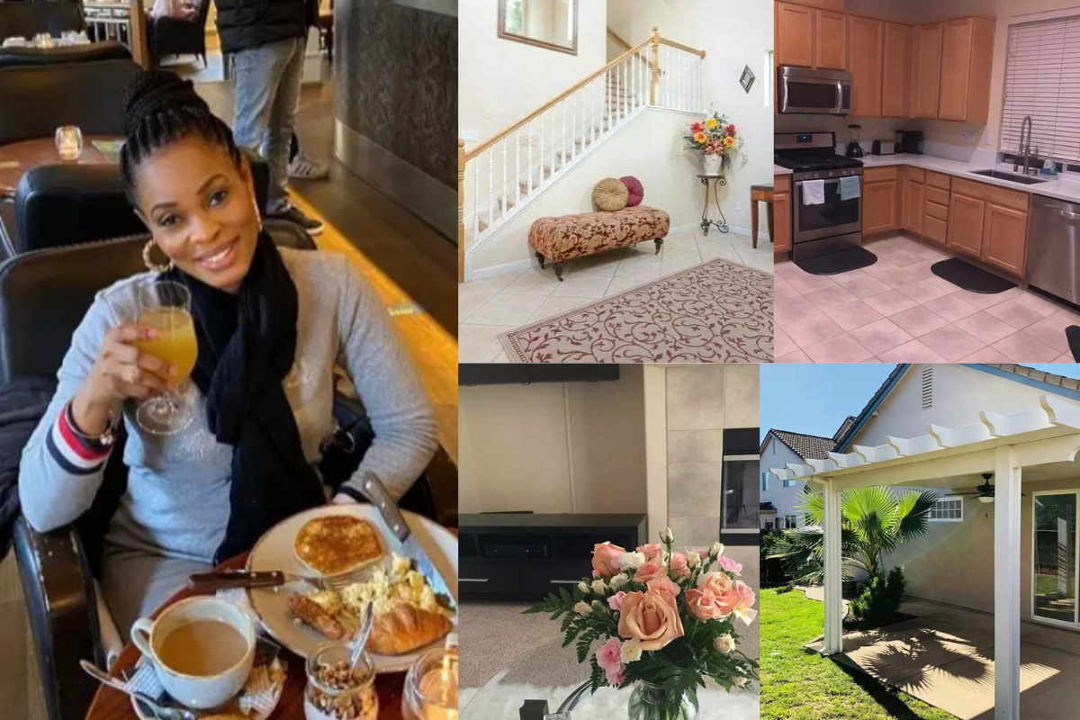 Check Out Recent Photos Of The Nigerian Actress Who Bought A House Worth 185 Million Naira In America