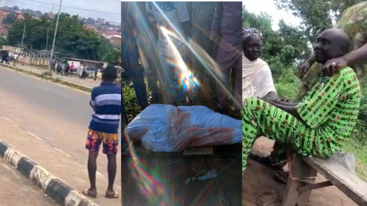 #ENDSARS: Father Of Jimoh Isiaka Killed In Ogbomosho Protests Weeps Bitterly (VIDEO)