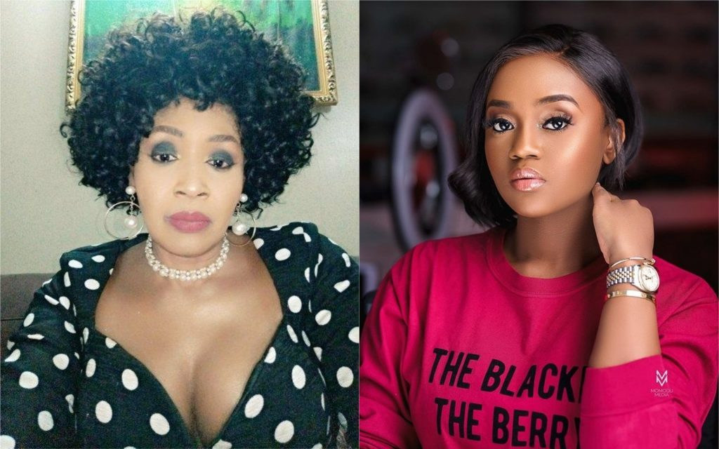 Chioma Can't Go To American Because Of Her Criminal Past, She Has Been Denied 8 Times – Kemi Drops Bombshell