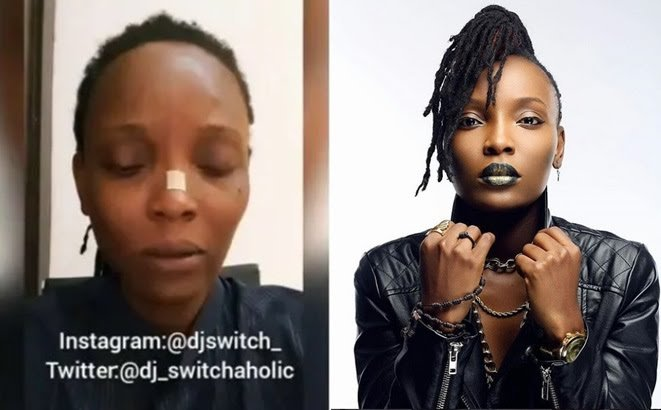 Lekki Toll-Gate Massacre: DJ Switch Reveals the mistake They Made After The Shootings (VIDEO)