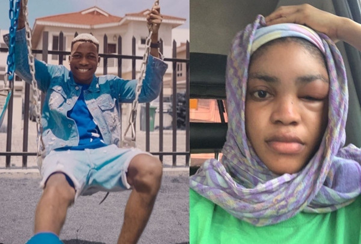 First Video Of Lil Frosh At The Police Station After He Was Arrested Pops Up