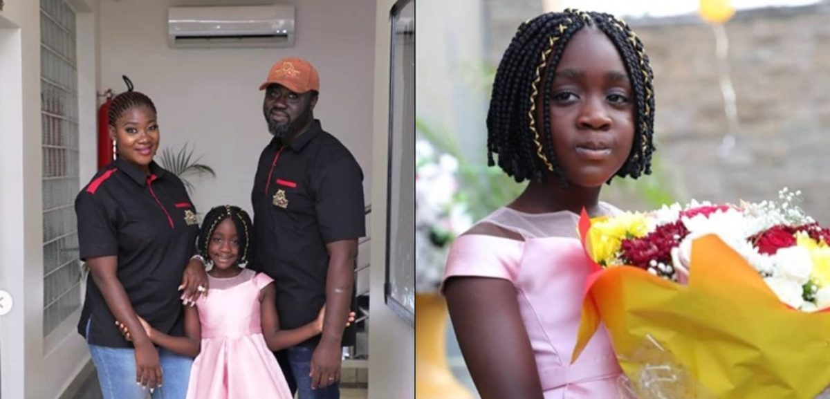 Mercy Johnson's First Daughter, Purity Reveals SECRETS About Her Mum And Dad (VIDEO)