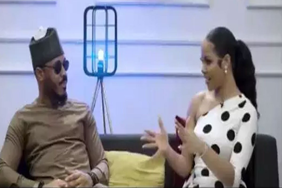 My Everything And More – Ozo And Nengi Gushing Over Themselves As Lovers