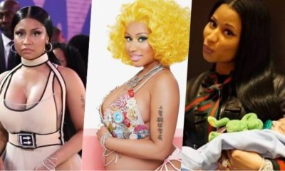 Madly In Love With My Favorite Liddo – Nicki Minaj Says As She Reveals The Gender Of Her Baby