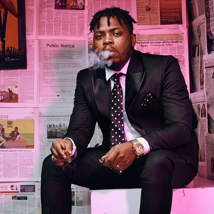 'I Wouldn't Have Missed The #EndSARS Protest If I Was In Nigeria' – Olamide