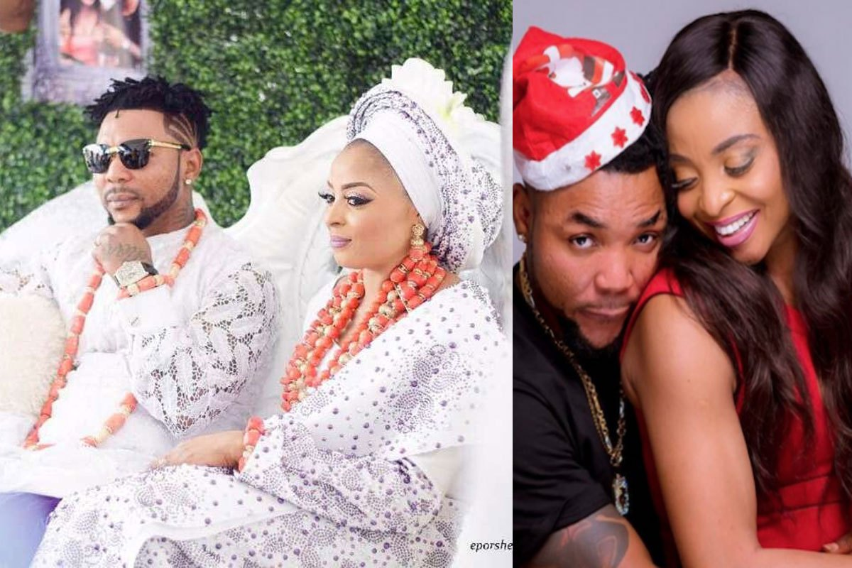 Singer, Oritsefemi, Tenders Public Apology To His Wife, Nabila: Asks Nigerians To Help Him Beg Her