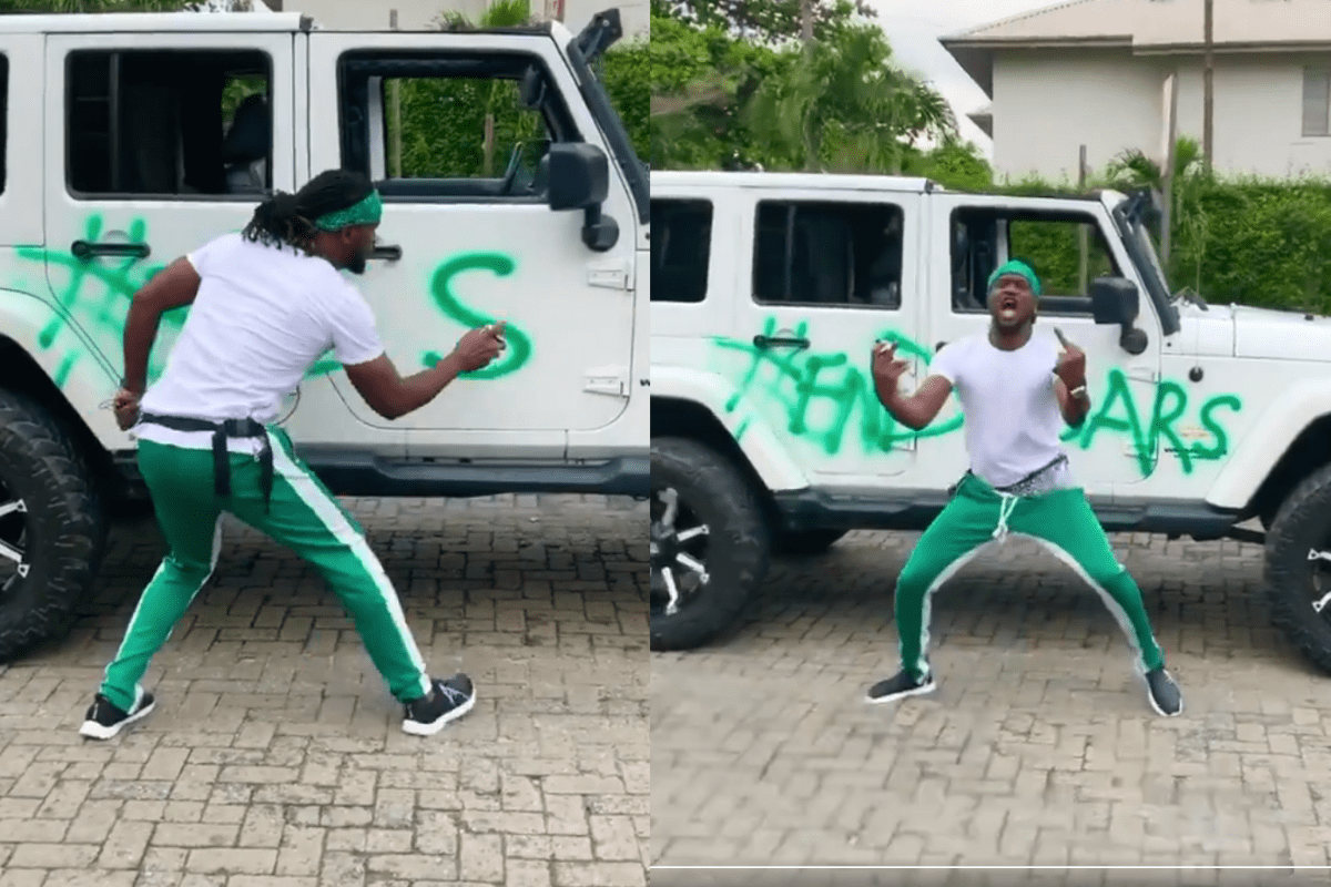 #EndSARS: Celebrities Should Have Started The Protest A Long Time Ago – Paul Okoye Apologizes To Fans