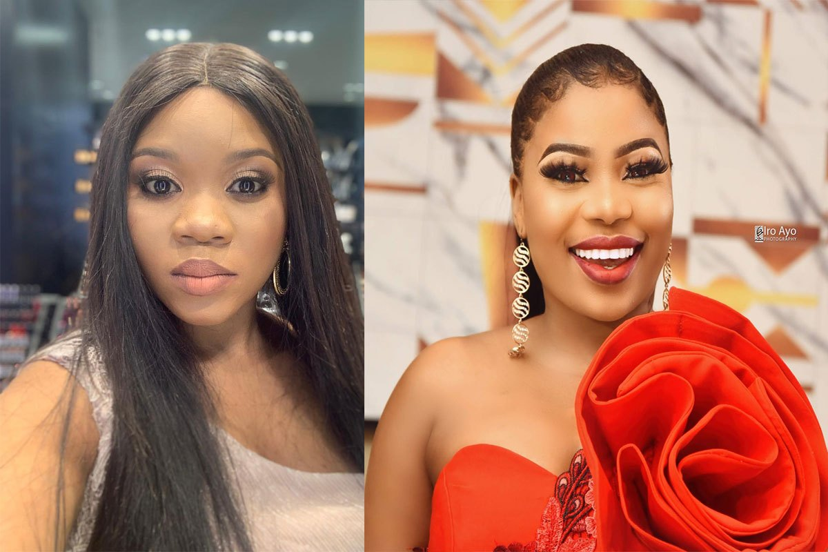 """""""I Have Told Her About Infertility Doctors""""- Actress Wumi Toriola Mocks Former Friend, Seyi Edun"""