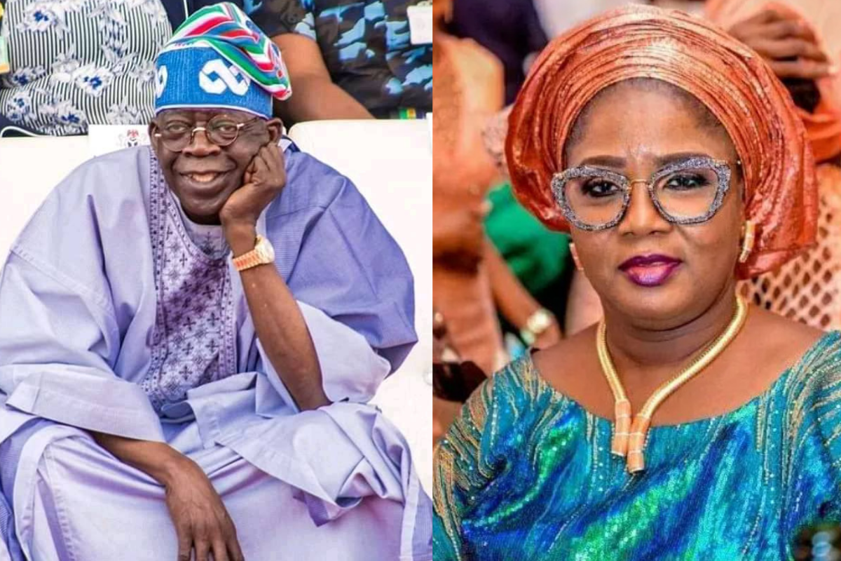 'Let's Go And Burn Her Place Down' – Reactions As Anonymous Hacker Drops The Address Of Tinubu's Daughter