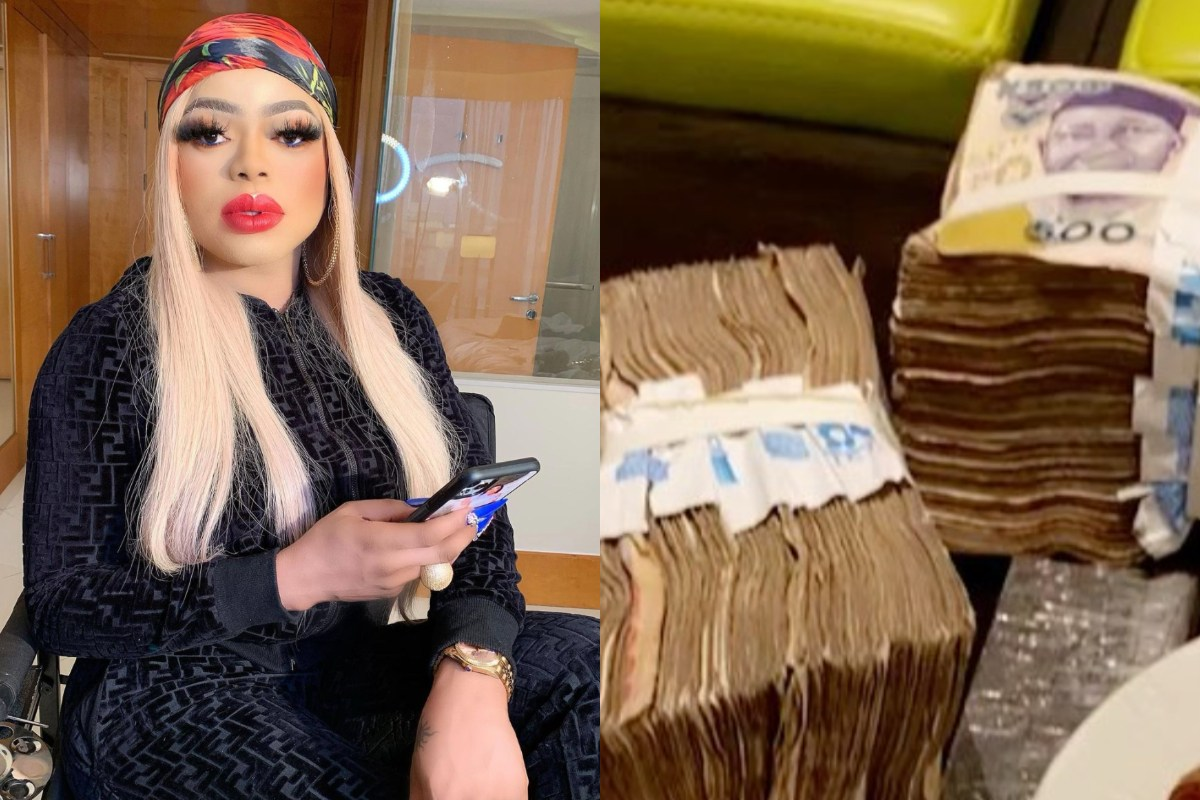 You Can Only Have My Attention If You Have Money – Bobrisky Warns Broke Lagos Men Begging To Have Her