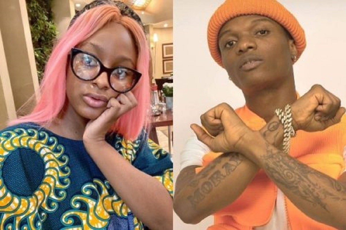 DJ Cuppy Chooses Wizkid Over Davido As She Names Her Favourite Musician
