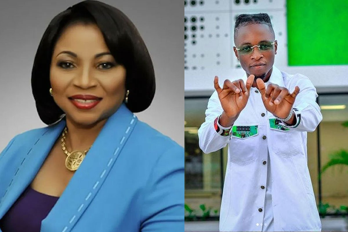 """""""This Is Not ME""""- Africa's Richest Woman, Folorunso Alakija Debunks Reports She Attended Laycon's Birthday Party"""