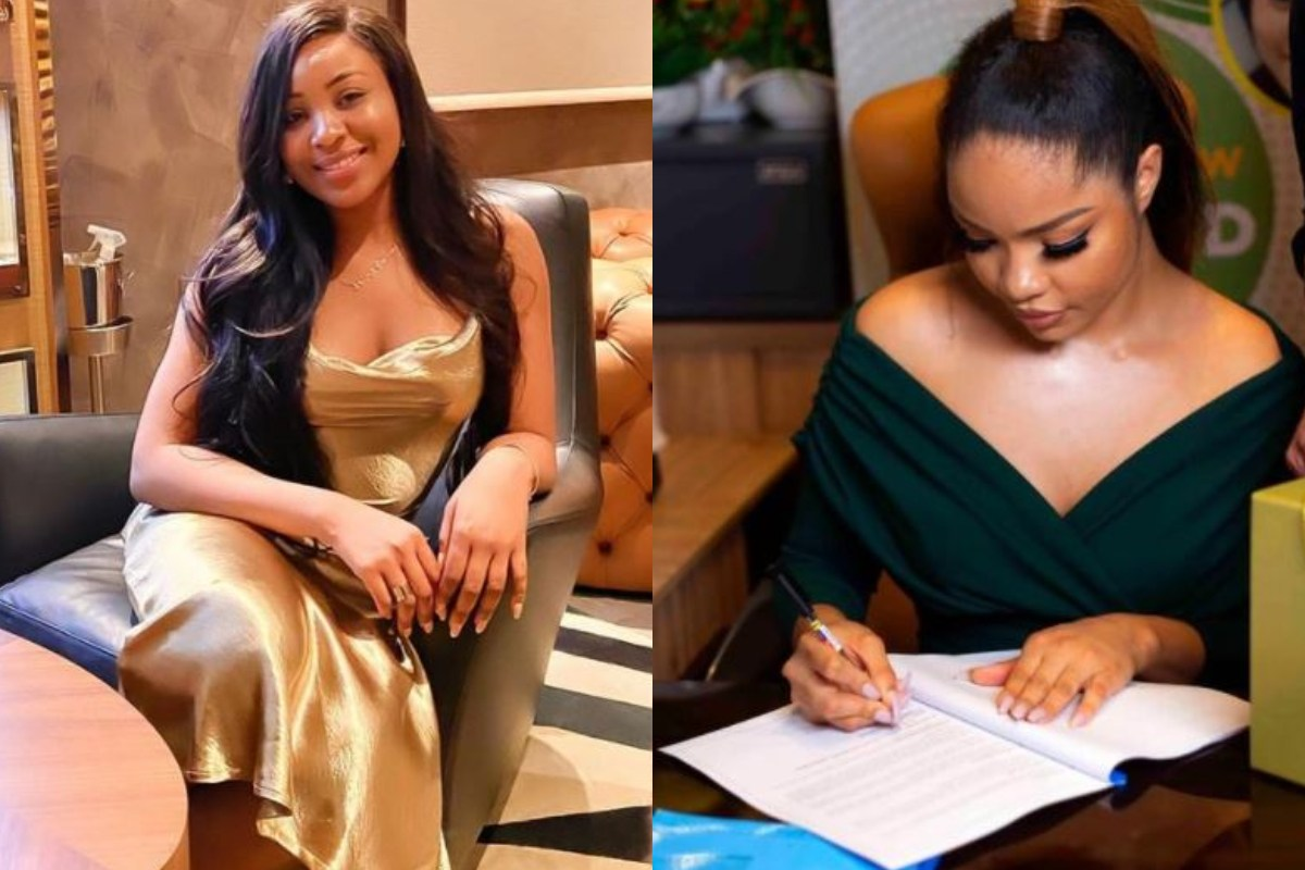 After Condemning Nengi's Deal with #JennysGlow And Labeling It As Cheap, Elites Make Shocking U-Turn, Begging Her To Sign Erica (Photo)