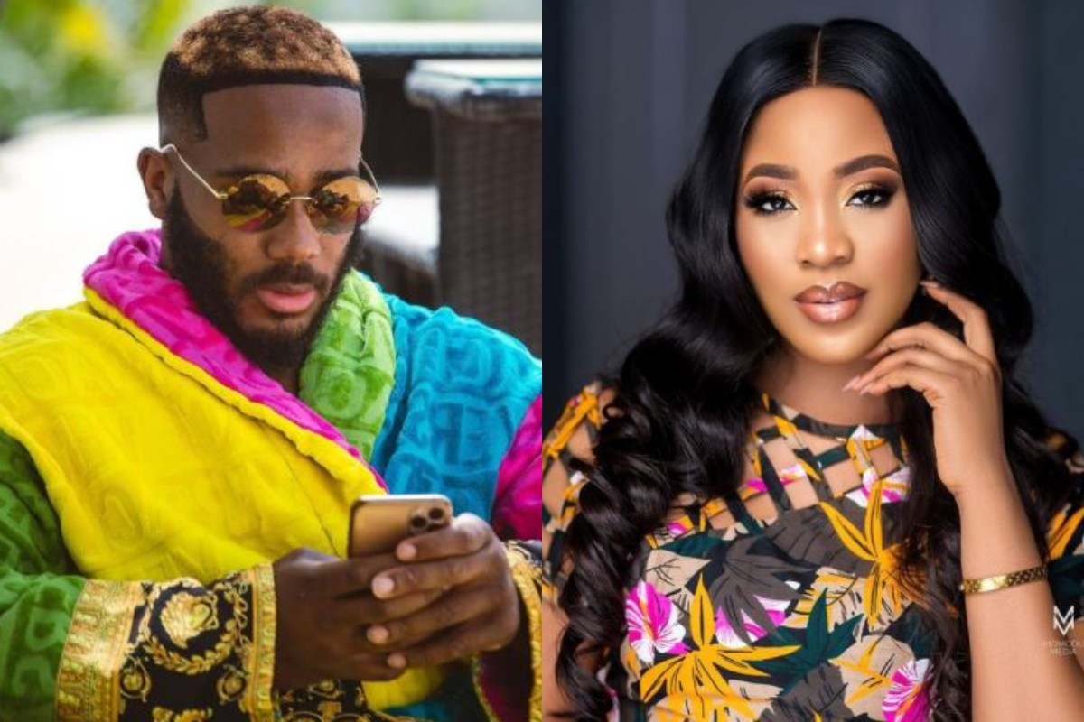 Kiddwaya Publicly Trashes The Idea Of Marrying Erica While Being Together In Sierra Leone