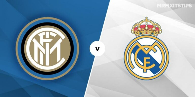 STREAM LIVE: Internazionale vs Real Madrid [Watch Now] Champions League 2020/2021