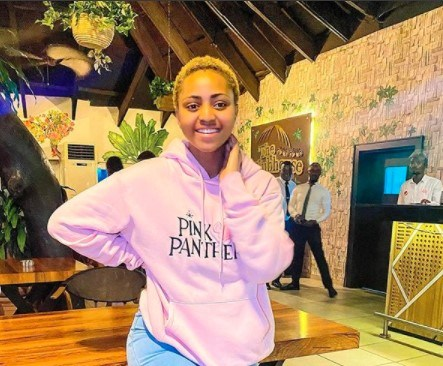 """Can't You Cook In Your House?""- Fan Slams Regina Daniels After She Went To Dinner At A Restaurant"