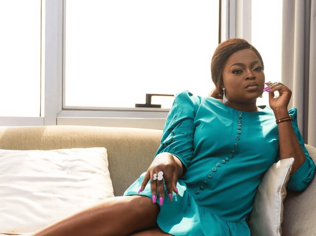 Funke Akindele Drops An Inspiring Message For Her Fans