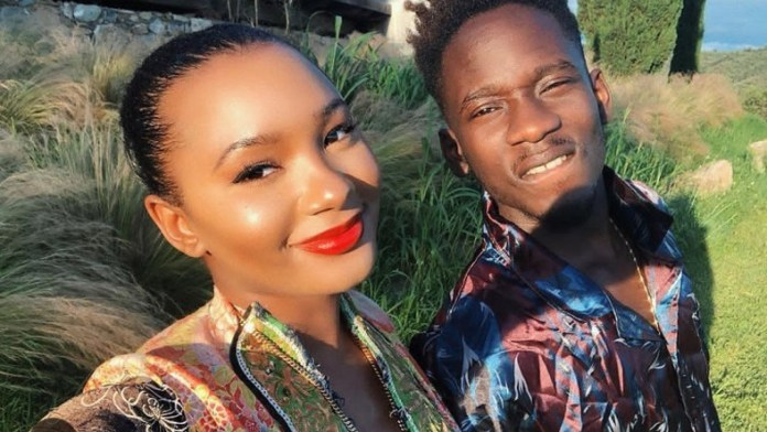 See What Mr Eazi Recently Said About His Relationship With His Fiancee, Temi Otedola