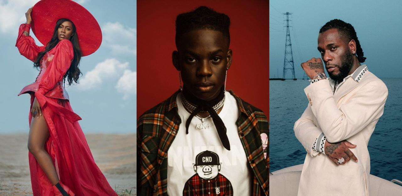 Davido, Wizkid, Burna Boy Among Others Nominated For MOBO 2020 Awards + Full List Of Nominees
