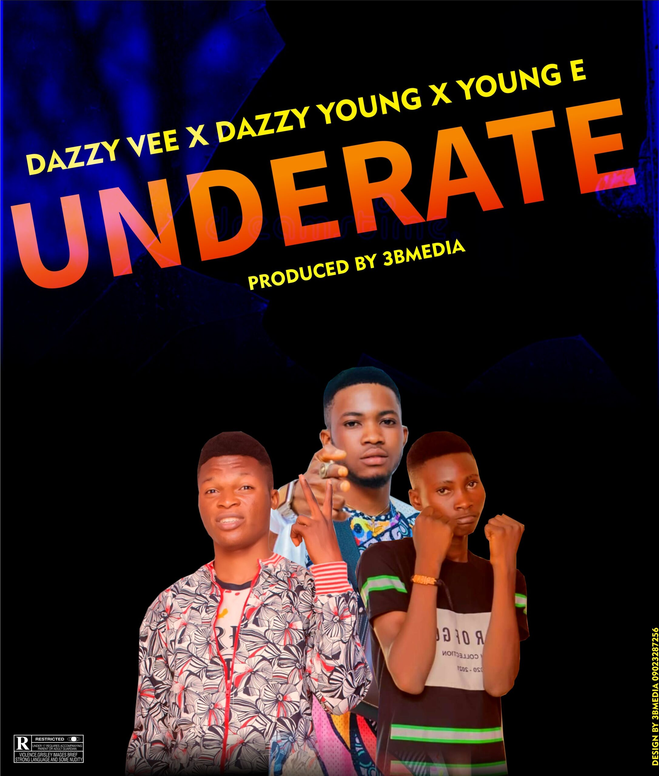 Dazzy Vee ft. Dazzy Young &  Young E – Underrate