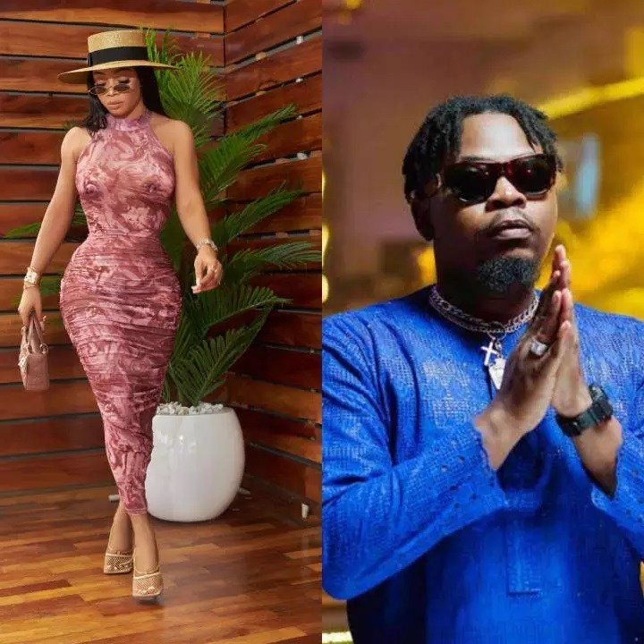 See Olamide's Reaction After He Was Called Out By Toke Makinwa On Social Media That Got People Talking