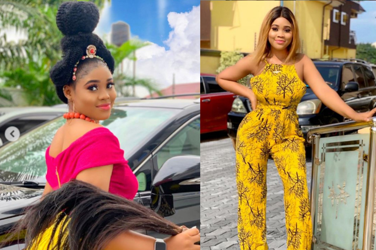 Meet The 19 years old Nollywood Actress Who Is More Beautiful Than Regina Daniels
