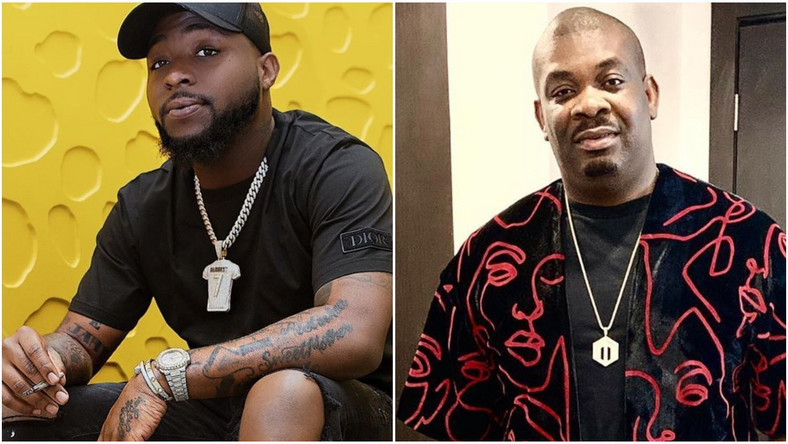 """'Baba'- Davido Replies Don Jazzy On Twitter After He Jammed To Davido ft Mayorkun's """"The Best"""""""