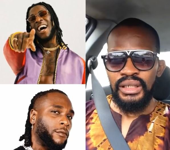 Do You Agree?? Burna Boy Is Offcially The Best Follow By Starboy And The Rest – Uche Maduagwu Shades Davido