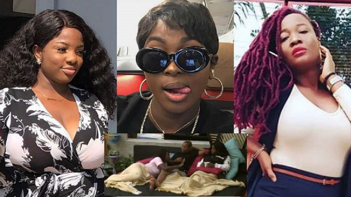 Three Witches? – Lucy Replies A Fan Who Called Her, Dorathy And Ka3na The Three Witches