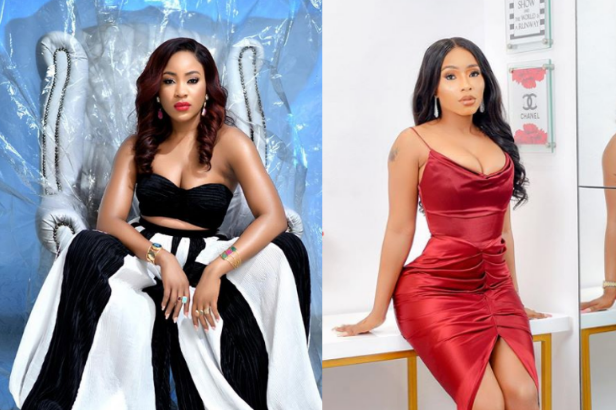 """""""You Break The Internet, Top Two And You Ain't Number 2"""" – Mercy Eke Throws Shades As She Praises Erica"""