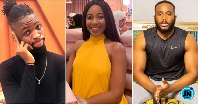 'Laycon Rubbed His Mysterious Ring On Kiddwaya, Nothing Is Normal' – Erica Fans Says Amidst Kiddrica Breakup