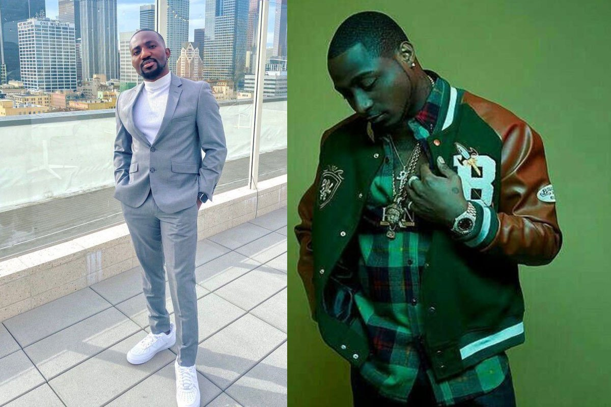 """""""You Can't Kill Me Bro"""" – Filmmaker HG2 Calls Out Davido For Allegedly Planning To Harm Him"""