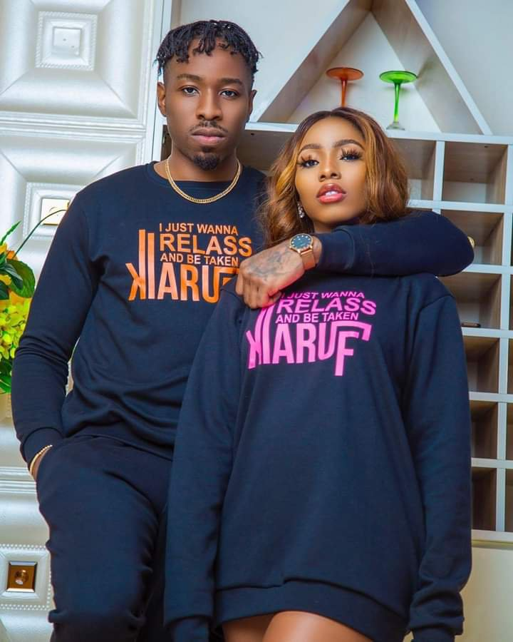 Ike Posts Picture Of Himself And Nengi To Allegedly Mock Mercy