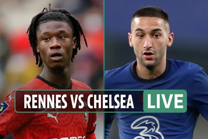 STREAM LIVE: Rennes Vs Chelsea [STREAM UEFA CHAMPIONS LEAGUE] #RENCHE #UCL #FOOTBALL